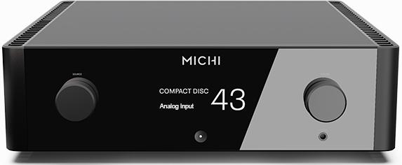 Стереоусилитель предварительный с USB ЦАП Rotel Michi P5
