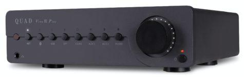 Интегрированный стерео усилитель с USB ЦАП/стример Quad Vena II Play