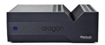Стерео усилитель мощности Aragon Titanium