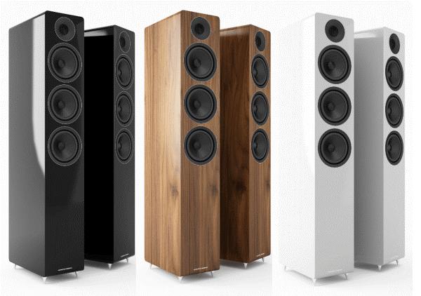 Английский производитель Acoustic Energy анонсировал выход новой модели напольных акустических систем АЕ 320.
