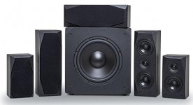 Комплект акустических систем для домашнего кинозала Emotiva BasX 5.1