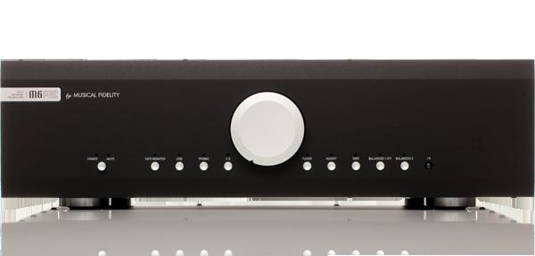 Стереоусилитель предварительный с USB ЦАП Musical Fidelity M6s PRE