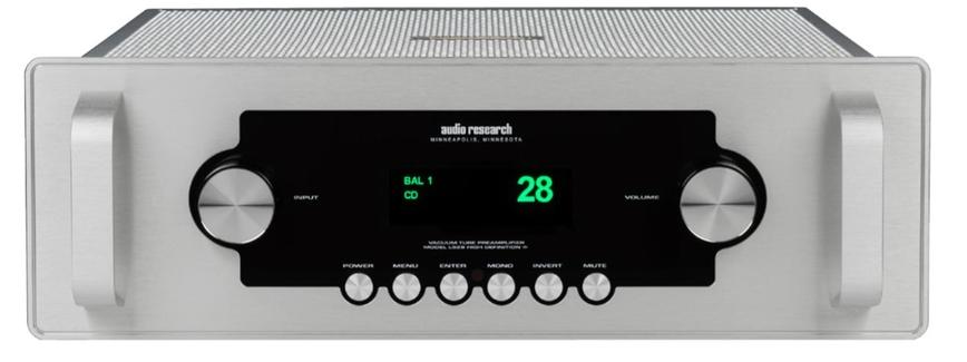 Стереоусилитель предварительный Audio Research LS28