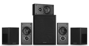 Комплект акустических систем для домашнего кинозала MK Sound Movie 5.1