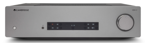 Интегрированный стерео усилитель с USB ЦАП Cambridge Audio CXA81