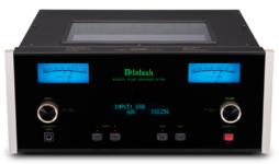Стереоусилитель предварительный с USB ЦАП McIntosh C2600