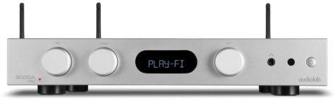 Интегрированный стерео усилитель с ЦАП/стример Audiolab 6000A Play