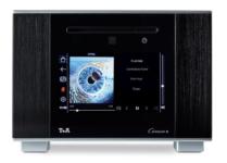 Сетевой CD стерео ресивер T+A Caruso R
