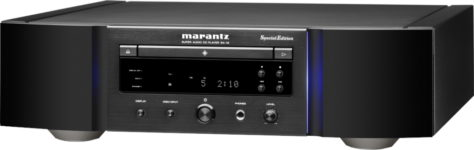 CD-проигрыватель с USB ЦАП Marantz SA-12SE