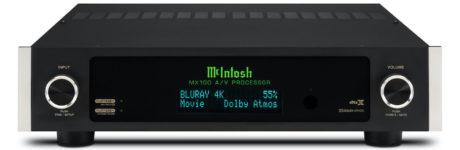 AV-процессор McIntosh MX100