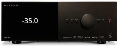 AV-ресивер Anthem MRX 740