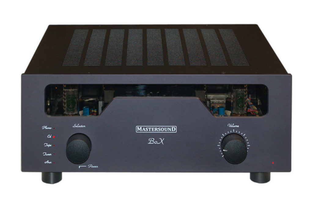 Интегрированный стерео усилитель MastersounD Box