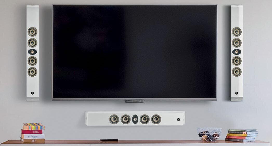 Компания Focal продолжает расширять ассортимент акустических систем для дома с выпуском новой серии – On Wall 300