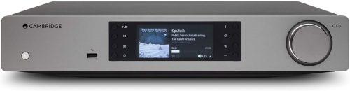 Сетевой аудио плеер с USB ЦАП/цифровой предварительный усилитель Cambridge Audio CXN V2