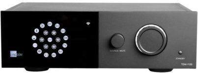 Интегрированный стерео усилитель с ЦАП/стример Lyngdorf TDAI-1120