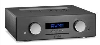 Сетевой CD стерео ресивер с USB ЦАП AVM Audio Ovation CS6.2