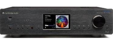 Сетевой аудио плеер с USB ЦАП/цифровой предварительный усилитель Cambridge Audio 851N