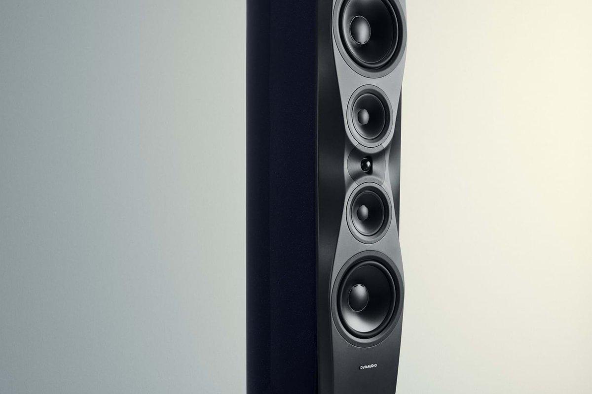 Dynaudio выпустила абсолютно новую серию акустических систем Confidence
