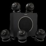 Комплект акустических систем для домашнего кинозала Cabasse Eole 4 5.1