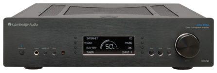 Интегрированный стерео усилитель Cambridge Audio 851A