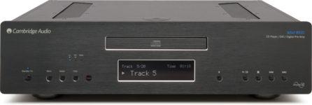 CD-проигрыватель/цифровой предусилитель с USB ЦАП Cambridge Audio 851C
