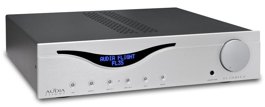 Интегрированный стерео усилитель Audia Flight Three S