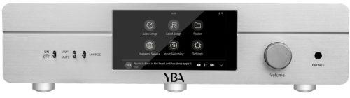 Интегрированный стерео усилитель с USB ЦАП/стример YBA Heritage R100