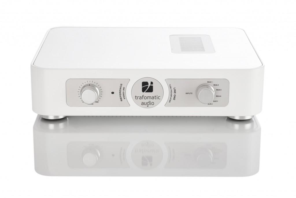 Стереоусилитель предварительный Trafomatic Audio Reference Line One