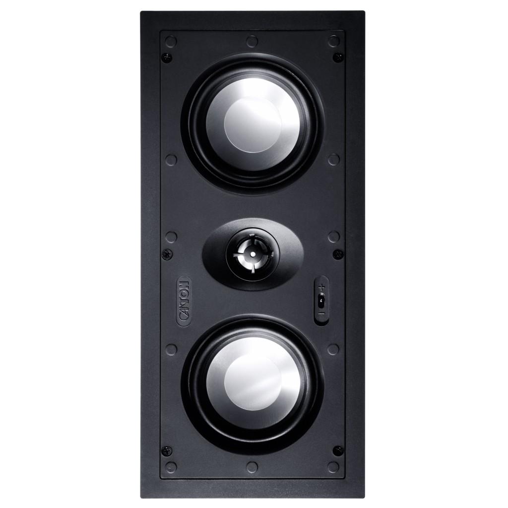 Встраиваемая акустическая система Canton InWall 849 LCR 1шт.