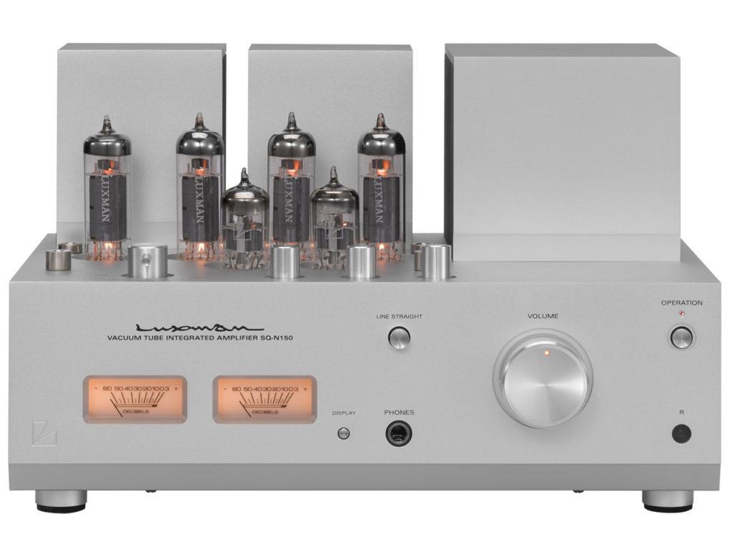 Интегрированный стерео усилитель Luxman SQ-N150