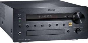 Сетевой стерео CD ресивер с ЦАП Magnat MC 200