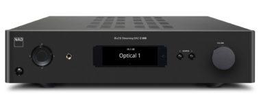 Стереоусилитель предварительный с  ЦАП/медиаплеер NAD C658