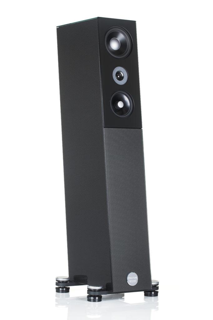 Акустические системы напольные Audio Physic Structure