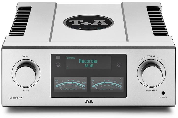 Интегрированный стерео усилитель T+A PA 3100 HV