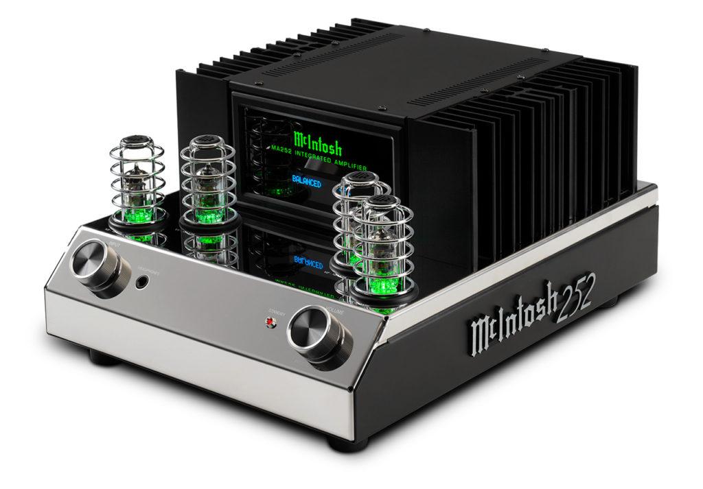 Интегрированный стерео усилитель McIntosh MA252
