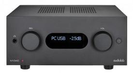 Цифро-аналоговый преобразователь Audiolab M-DAC+