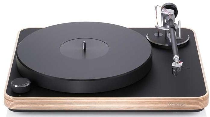 Проигрыватель виниловых дисков Clearaudio Concept MC