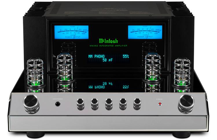 Интегрированный стерео усилитель McIntosh MA352