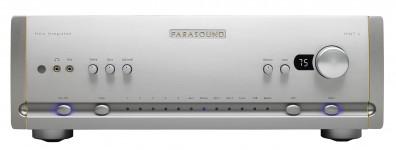 Интегрированный стерео усилитель с USB ЦАП Parasound HINT 6 Halo