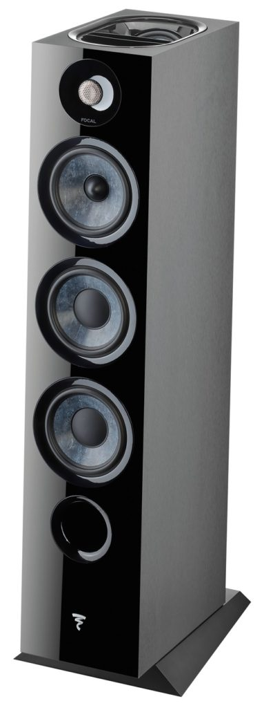 Акустические системы напольные Focal Chora 826 D