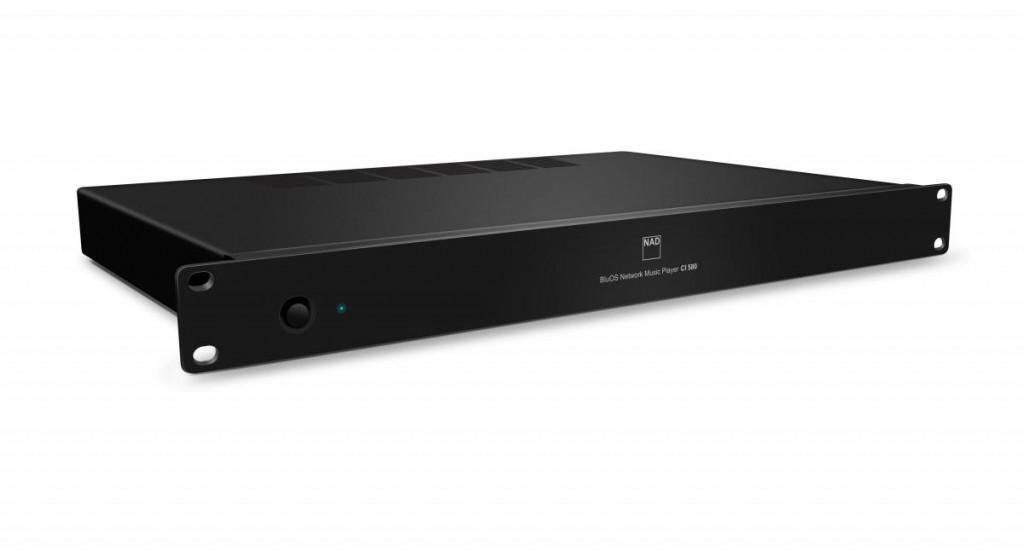Зональный плеер NAD CI 580 BluOS Network Music Player