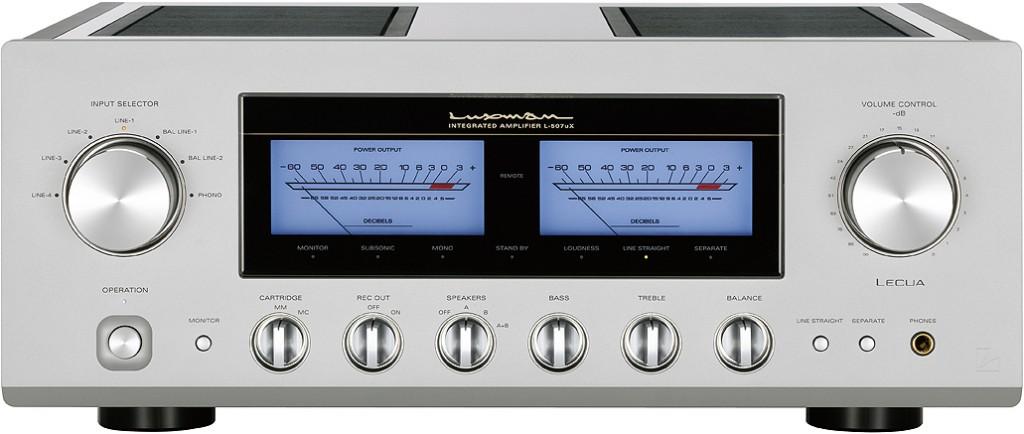 Интегрированный стерео усилитель Luxman L507UX II