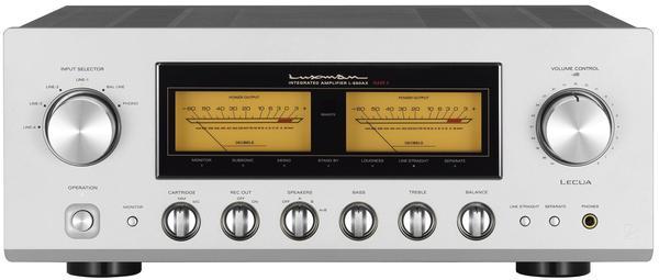 Интегрированный стерео усилитель Luxman L550AXII