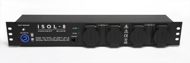 Сетевой фильтр Isol-8 Connect Slave
