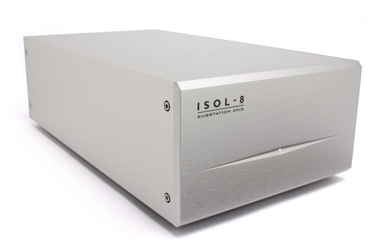 Сетевой фильтр Isol-8 SubStation AXIS