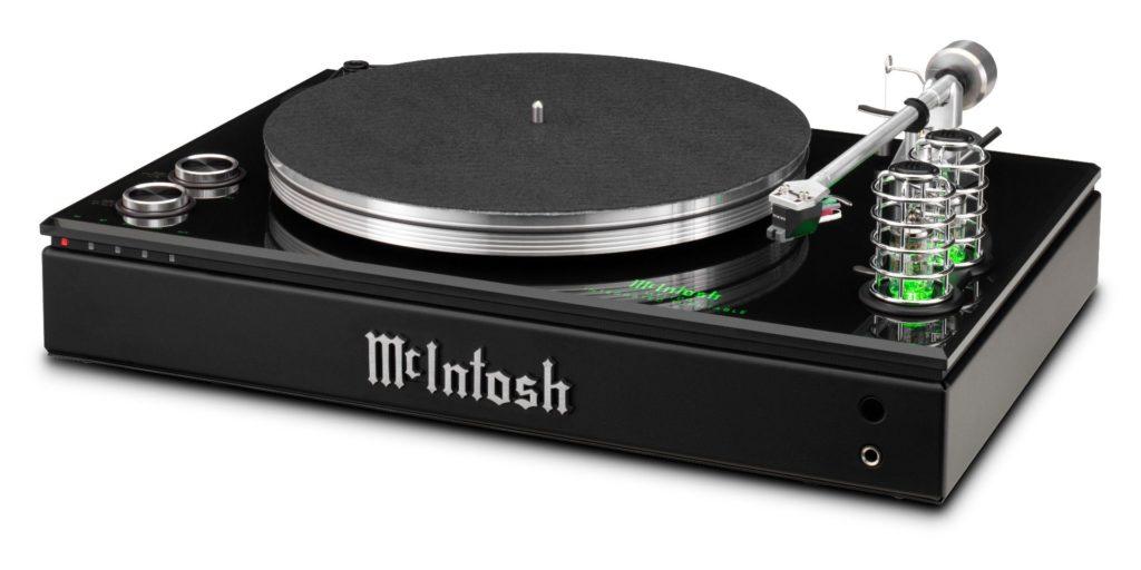 Проигрыватель виниловых дисков/усилитель/ЦАП McIntosh MTI100