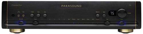 Стереоусилитель предварительный с USB ЦАП Parasound Halo P6