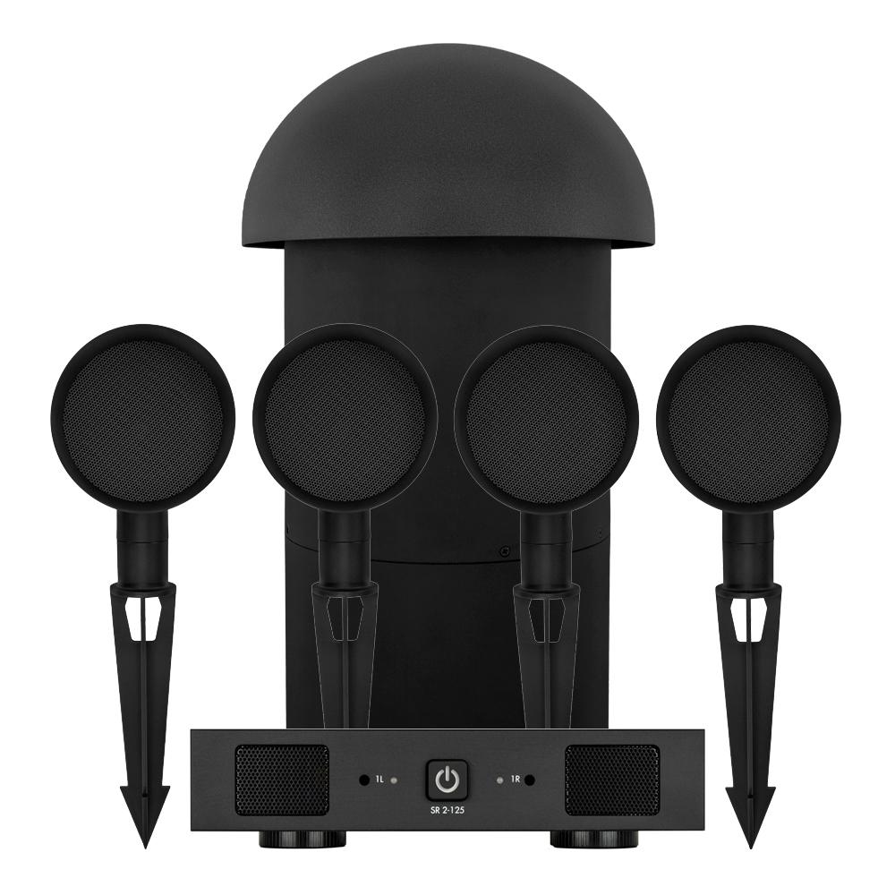 Всепогодная акустическая система Sonance Patio Series 4.1