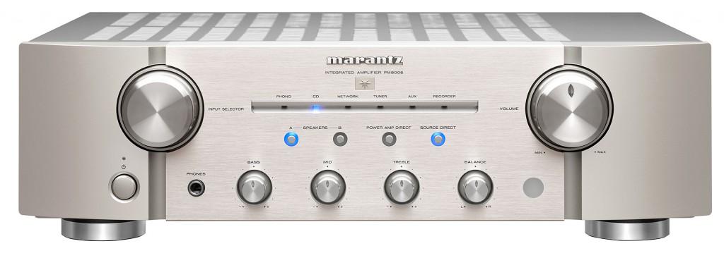 Интегрированный стерео усилитель Marantz PM8006