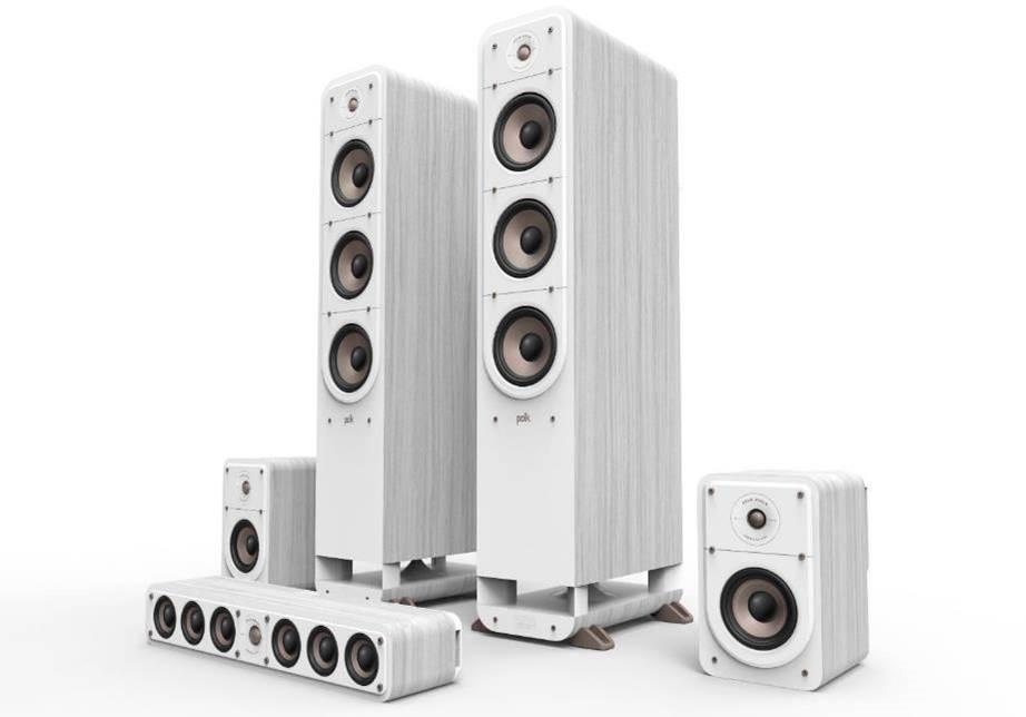 Polk Audio выпустила новую версию серии акустических систем Signature E